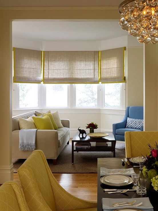 butter yellow living room inspiration jute interior design small living space 13428