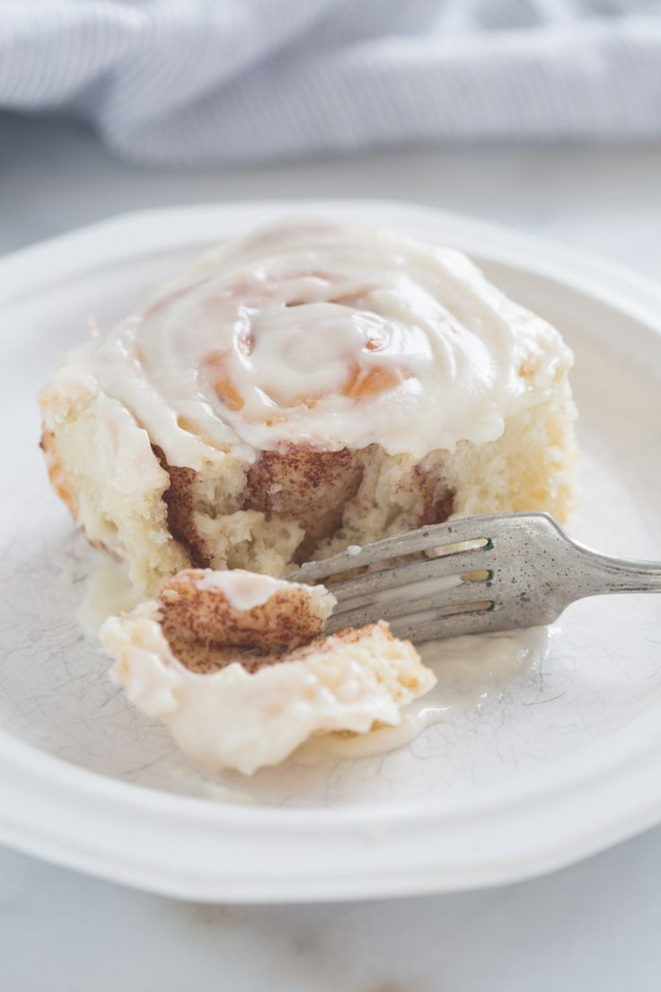 Overnight Cinnamon Rolls - Tastes Better From Scratch