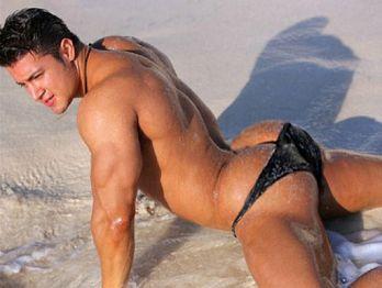 gay haze pin up photoshoot melbourne