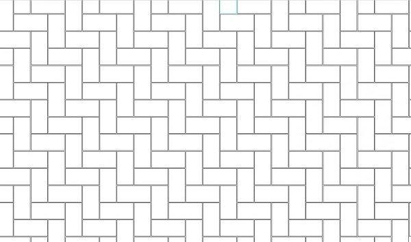 Selecting a Tile Pattern for a Kitchen Backsplash | D'