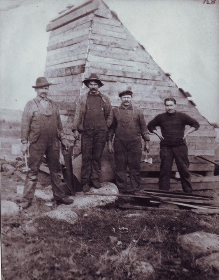 Roosevelt years - 1909 - Oak Island