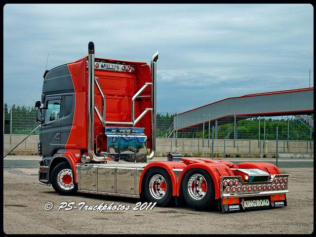 SCANIA R560 V8 Topline - Englafrakt - Eltoron - Sweden (6) | Flickr - Photo Sharing!
