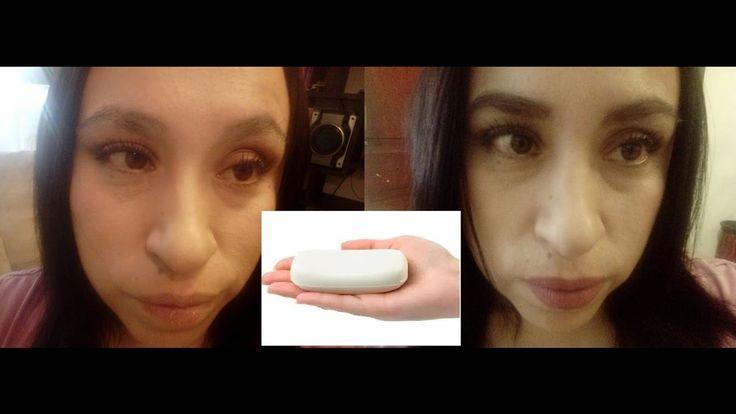 como usar el  jabón para maquillar tus cejas¡¡ que se vean mas abundante...