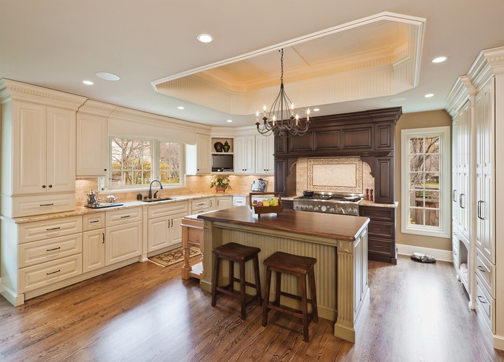 Kitchen Ideas With Cream Cabinets 122 best traditional kitchens images on pinterest | dream kitchens