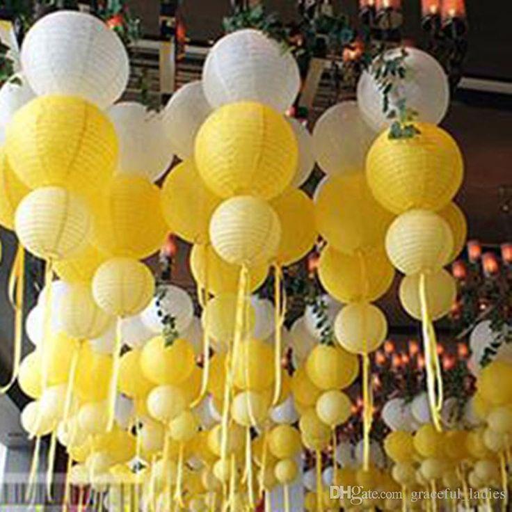 Gumtree Wedding Decoration: Best 25+ Cheap Paper Lanterns Ideas On Pinterest