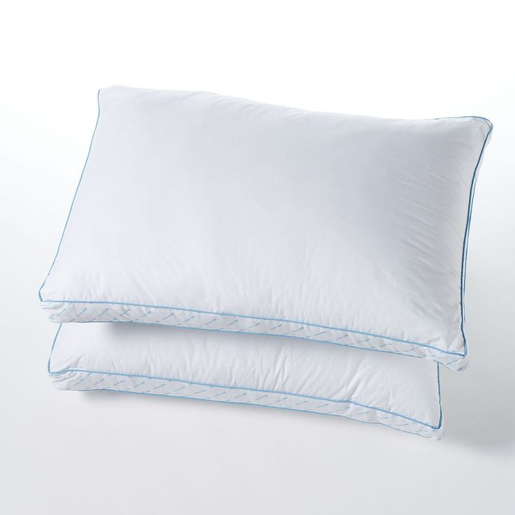 Beautyrest Neverflat 2-pk. Extra Firm Pillows, White