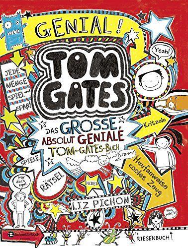 Tom Gates – Das große, absolut geniale Tom-Gates-Buch: Cet article Tom Gates – Das große, absolut geniale Tom-Gates-Buch est apparu en…