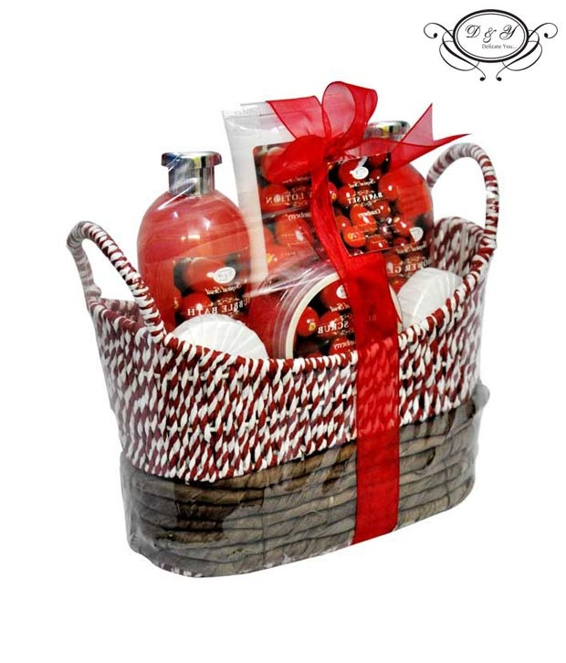 #Snapdealbestproducts http://www.snapdeal.com/product/dy-cranberry-bath-set/128760?storeID=perfumes-beauty-gift-sets_wdgt2by2_128760