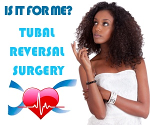 how to get pregnant after tubal ligation without surgery