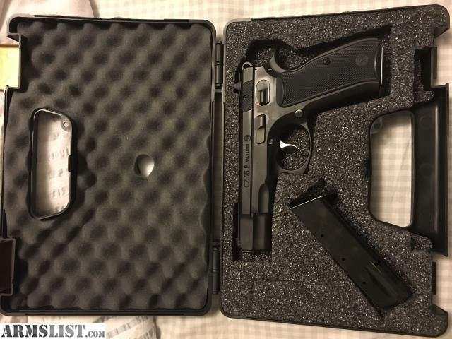 For Sale/Trade:  LNIB CZ 75 Find our speedloader now! http://www.amazon.com/shops/raeind