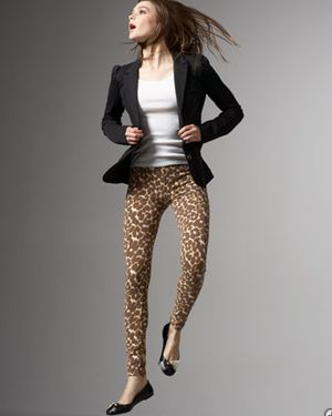 MARC by Marc Jacobs Leopard-Print Leggings