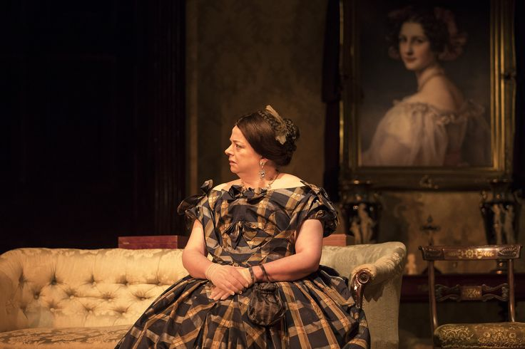 Helen Norton in The Heiress by Ruth and Augustus Goetz, based on the novel Washington Square by Henry James. Picture by Pat Redmond