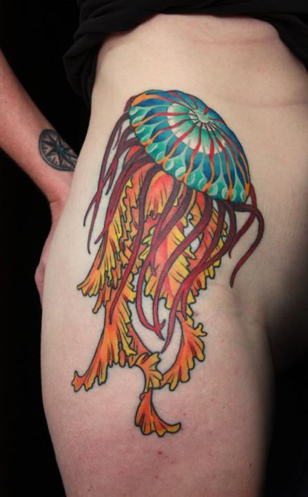 jellyfish jason drager cicada tattoo seattle jelly fish tattoos pinterest cicada. Black Bedroom Furniture Sets. Home Design Ideas
