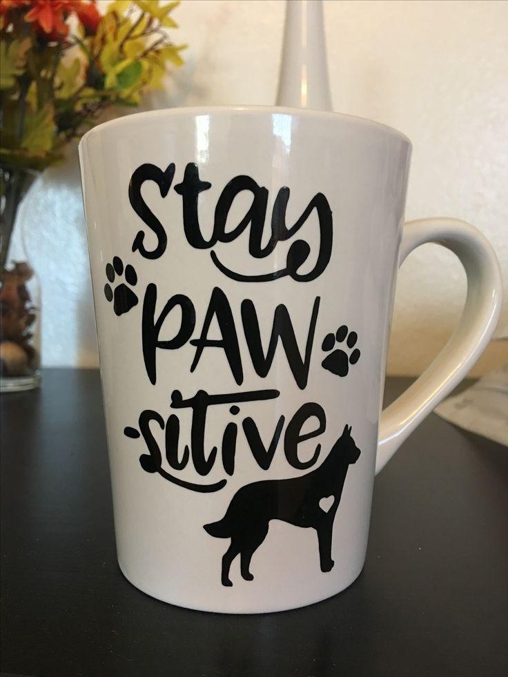 Dog Mom | Malinois | Crazy Dog Lady | Coffee Mug | Dog Mom Coffee Mug