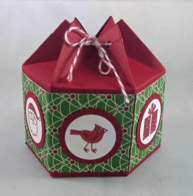 Southern Inkerbelles: Milk Carton box