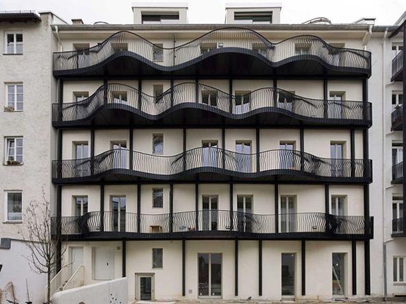wohnhaus reichenbachstrasse