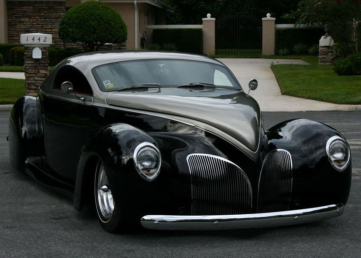 1939 lincoln zephyr coupe more than 100 pictures must see it