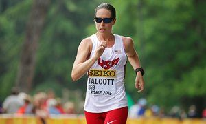 A painful walk to equality: 'I've always loved doing long distances' | Sport | The Guardian
