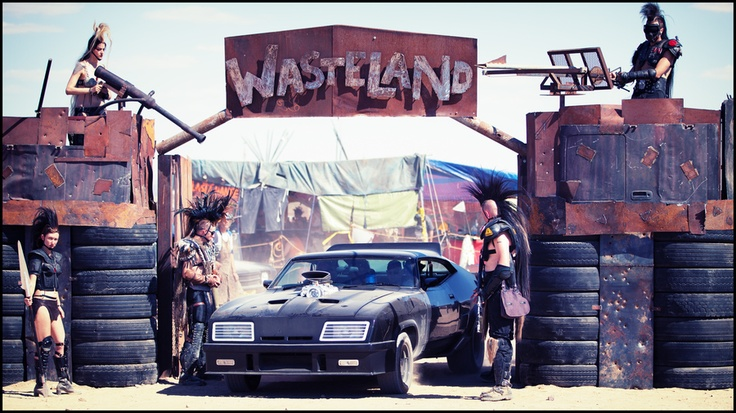WASTELAND WEEKEND - AQ5P0828 by Jeff Vaillancourt, via 500px