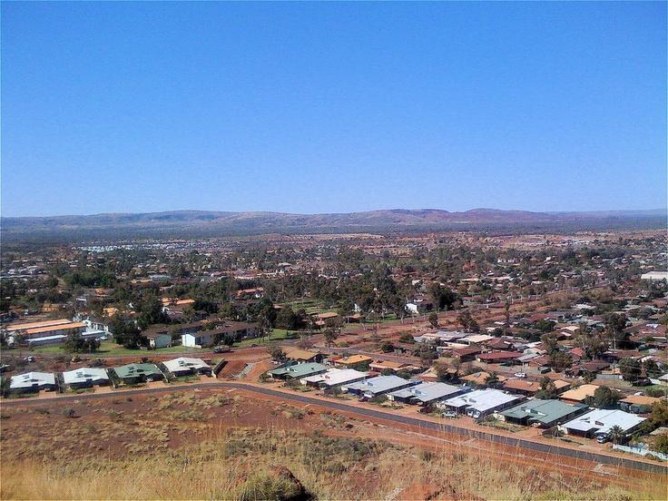 Township of Newman, Western Australia