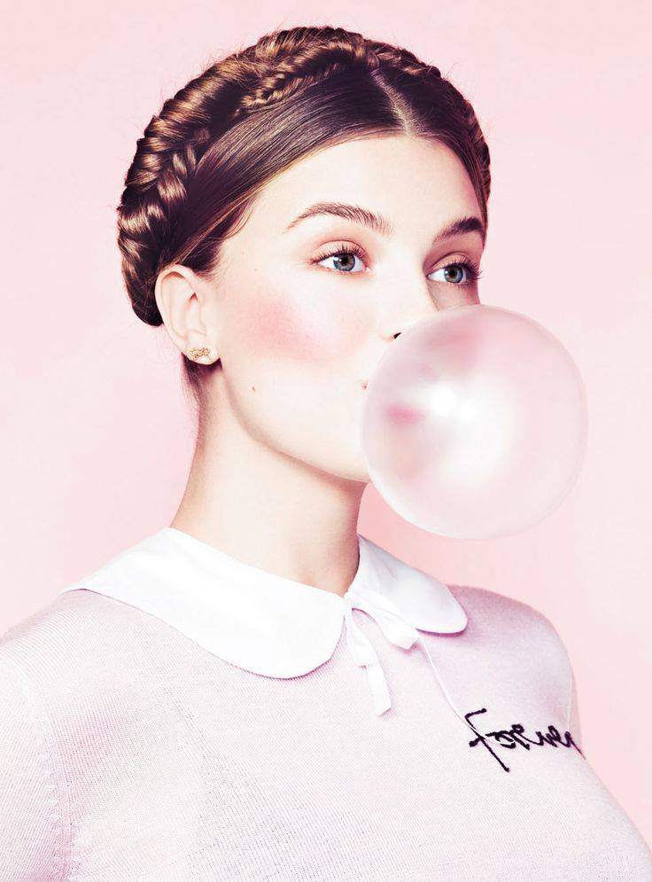 So sweet: романтичные весенние прически - cosmo.com.ua