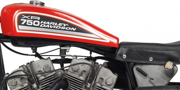 1973 Harley Davidson Xr 750 Motorcycle Cool Daredevil: 1020 Best Vintage Flattrack Images On Pinterest