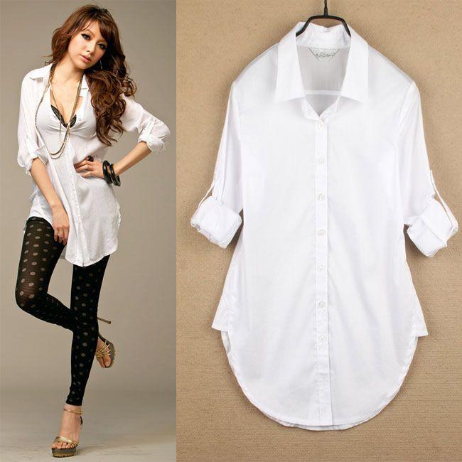 Best 25  Boyfriend white shirt ideas only on Pinterest | White ...