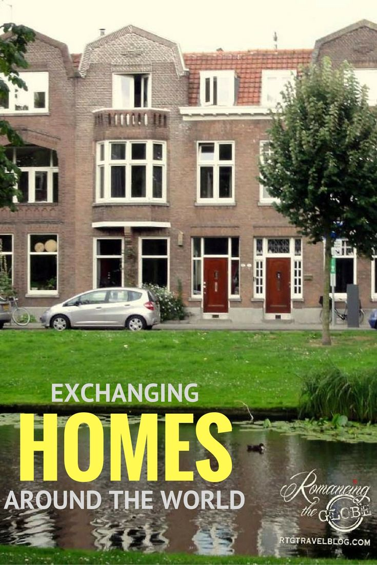 Home Exchange – I could never do that. Or could I? http://www.romancingtheglobetravelblog.com/home-exchange-never/ Exchanging homes, cars and even friends...