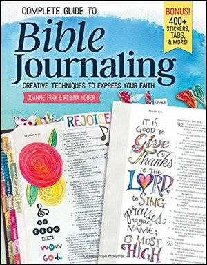 Im Active In Several Bible Journaling Groups And The Same Misconceptions Come Up