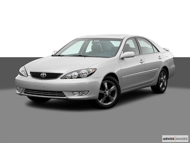 2005 Toyota Camry Specs and Prices