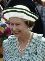 Queen Elizabeth, June 1995 - Philip Somerville
