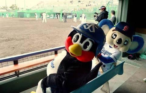 【画像】つば九郎ってかわいいよな : ツバメ速報@東京ヤクルトスワローズまとめ