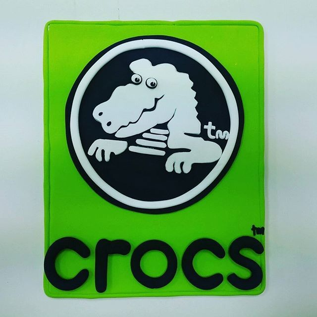 JumpingClay ile kurumsal logolar  #crocs #crocsturkiye #jumpingclay  #jumpingclaytr www.jumpingclay.com.tr
