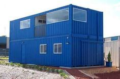 || How to do every stage of a shipping container house, from foundation to paint to walls to windows