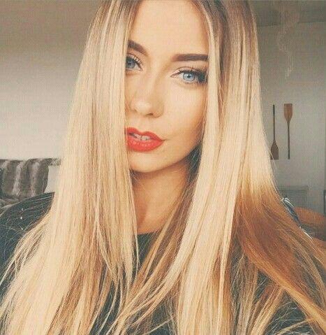 Danielle Mansutti My Youtubers Long Hair Styles
