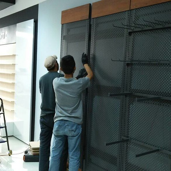 Montaje de Stands & Sistemas de exhibición