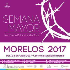 Morelos ofrece amplia cartelera cultural