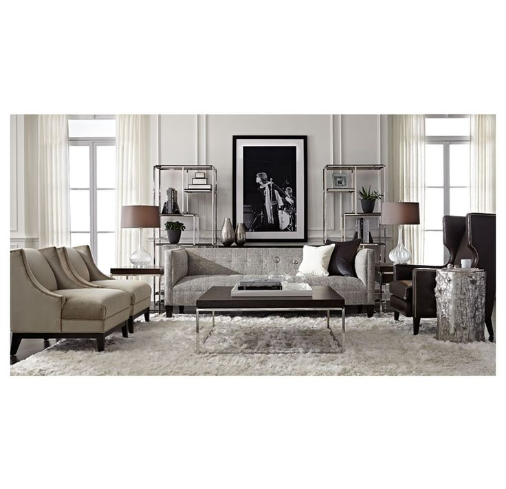 The Kennedy Collection By Mitchell Gold + Bob Williams Is Clean, Current  And Comfortably Modern.