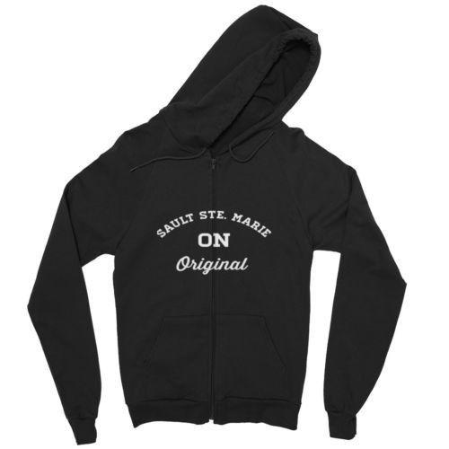 Sault Ste Marie Original- Men's & Ladies' hoodie