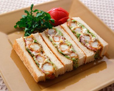 Sandwich RECIPES AND IMAGES   Tea Party Recipes - Article - Fabulously40.com