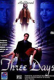 Three Days starring Kristin Davis Reed Diamond movie dvd