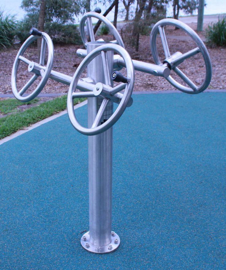 Tai Chi Wheels by Play Poles