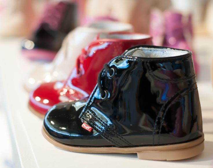 Emel Firest Shoes - Italian Leather