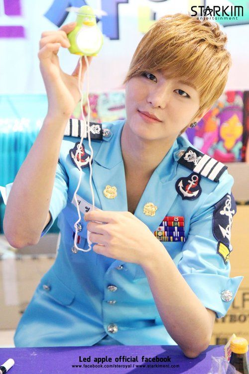 Youngjun - LEDApple