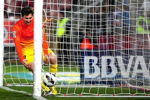 Siempre Messi: superó los 300 goles, en Barcelona, que sigue su marcha triunfal - canchallena.com