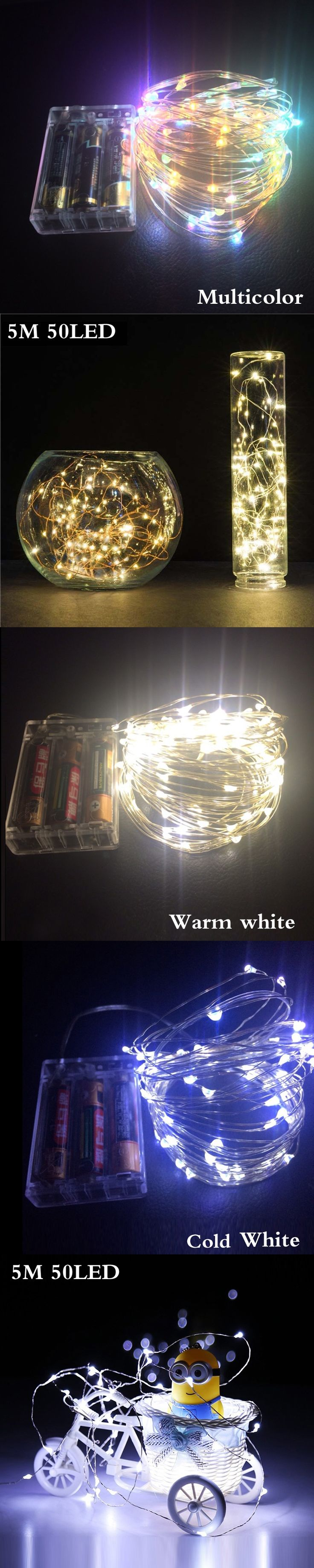 Luxury Battery Powered Led String Lights