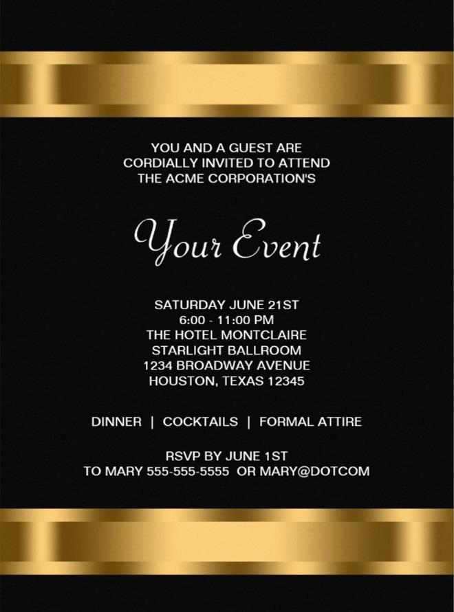 15 best 15+ Printable Corporate Invitation Templates u2013 PSD,Ai - get together invitation template