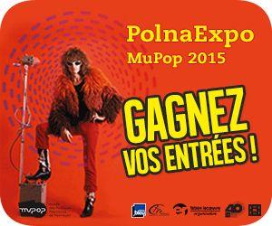 PolnaExpo au MuPop : Gagnez vos entrées pour la 1ère rétrospective dédiée à Michel Polnareff - sortieasy