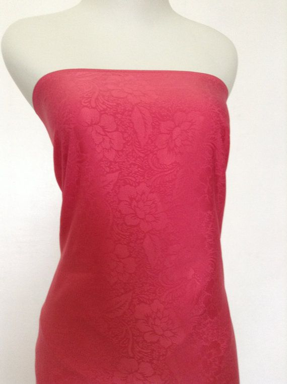 Dressmaking Fabric https://www.etsy.com/listing/229397919/brocade-dressmaking-fabric-in-a-vibrant?ref=shop_home_active_10