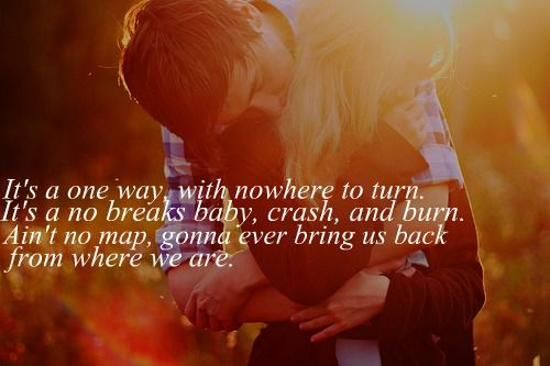 over when it's over.eric church